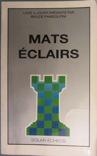9782263014567: Mats eclairs