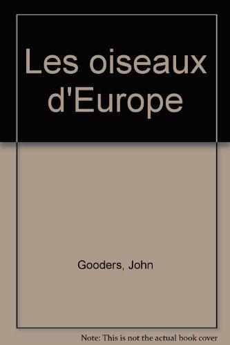 9782263015052: Les oiseaux d'Europe