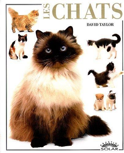 9782263015427: Les chats