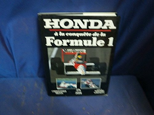 9782263015816: Honda a la conquete de la formule 1 (Solarama Sport)