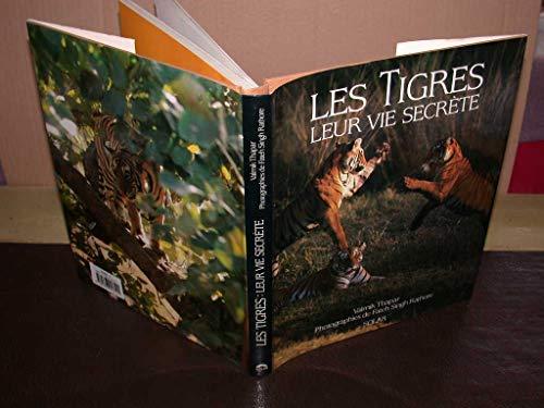 9782263016141: Les tigres, leur vie secrete