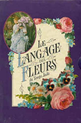 Le Langage des fleurs du Temps Jadis --VICTORIAN STYLE ILLUSTRATIONS: Sheila Pickles