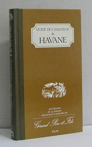 9782263019944: Guide amateur de havane -anglais- (Beaux Livres)