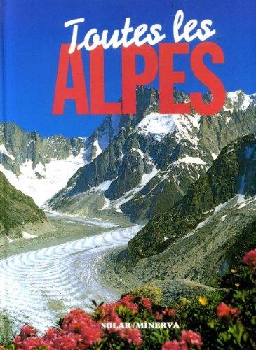 9782263020834: TOUTES LES ALPES EN FRANCAIS