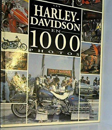 9782263023507: Harley Davidson en 1000 photos