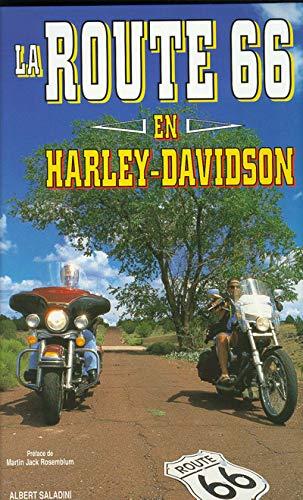 9782263023859: La Route 66 en Harley-Davidson