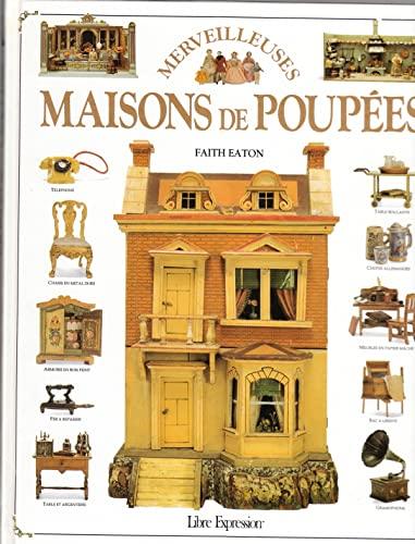 9782263025419: Merveilleuses maisons de poup�es