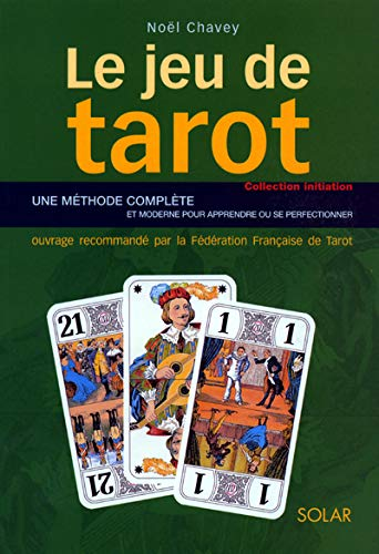 9782263025426: Le jeu de tarot