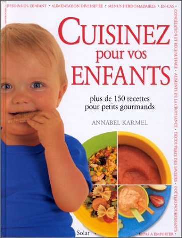 9782263028304: Cuisinez pour vos enfants