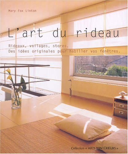 9782263031670: L'Art du rideau