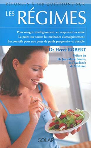 9782263034602: Les régimes : Apprendre à maigrir intelligemment