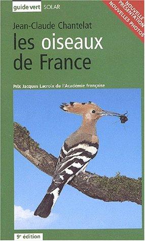 9782263035029: Les Oiseaux de France : Guide vert