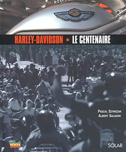 9782263035142: Harley-Davidson, le centenaire (French Edition)