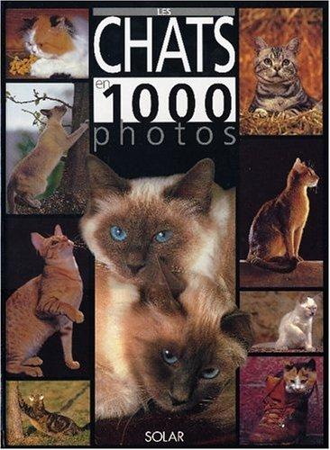 9782263035951: Les chats en 1000 photos