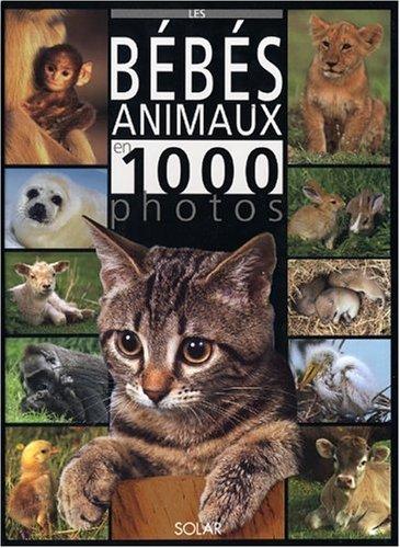 9782263035982: Les B�b�s animaux en 1000 photos