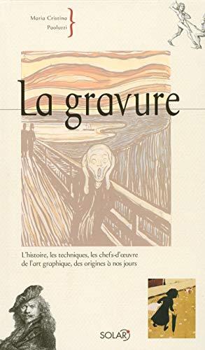 La gravure (French Edition): PAOLUZZI M-C