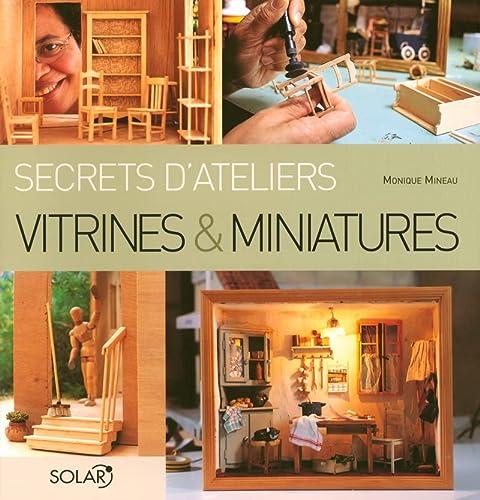 9782263038259: Vitrines et miniatures (Secrets d'ateliers)