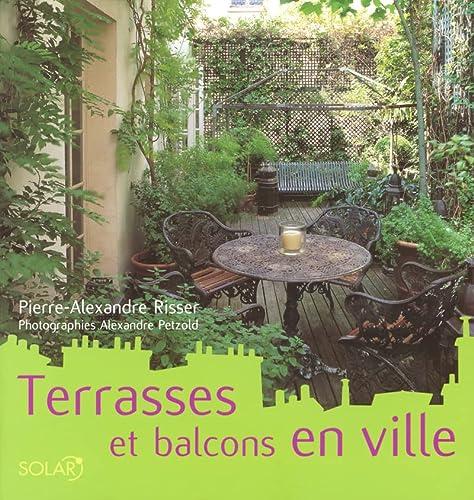 9782263039522: Terrasses et balcons en ville