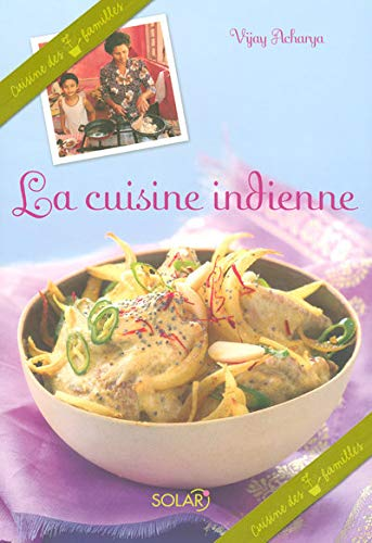 9782263041549: La cuisine indienne (French Edition)