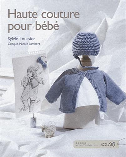 9782263044656: haute couture pour bebe