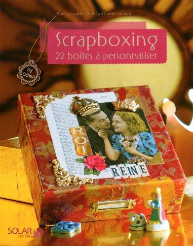 9782263048340: Scrapboxing : 22 boîtes à personnaliser