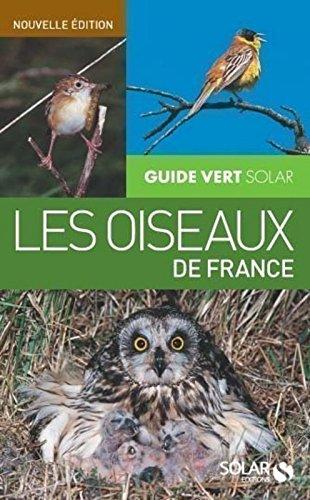 9782263051579: Guide vert des oiseaux de France NE