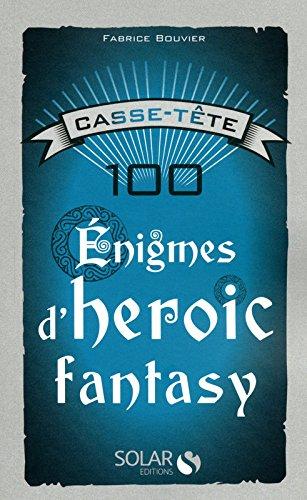 9782263051746: Casse-t�te : 100 �nigmes d'heroic fantasy