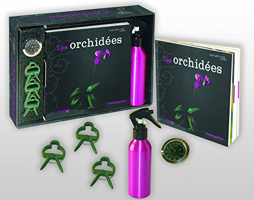 9782263056581: Coffret Orchidees (French Edition)