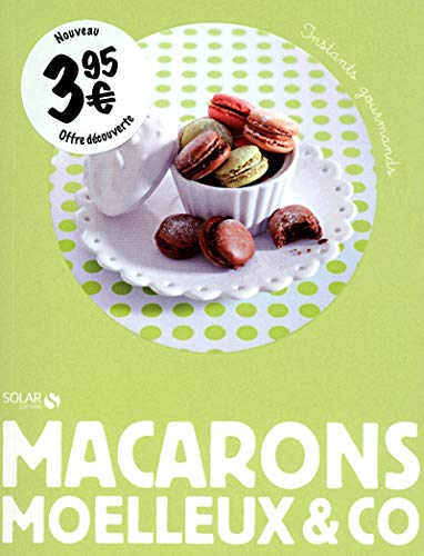 9782263057298: macarons, moelleux & co