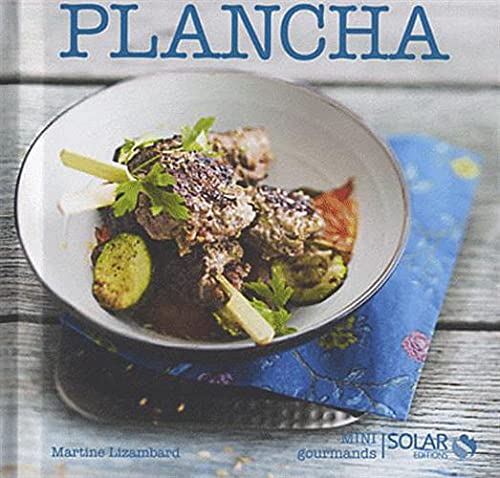 9782263057755: plancha - mini gourmands