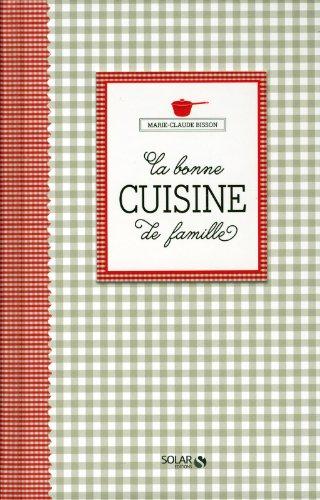 9782263060250: la bonne cuisine de famille