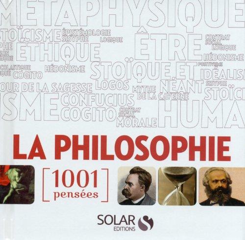 9782263061745: 1001 pens�es philosophiques