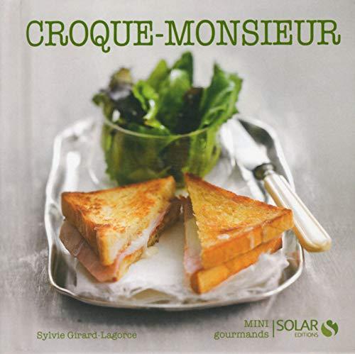 9782263062827: Croque-monsieur (Mini gourmands)
