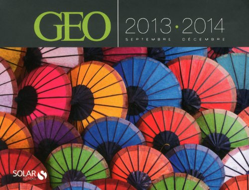 9782263062841: Mini Geo 2013-2014