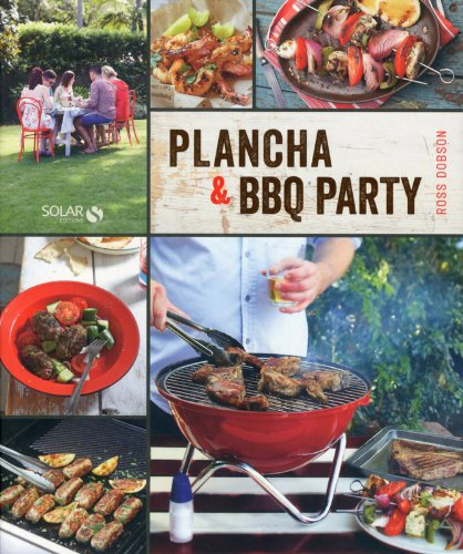 9782263064630: PLANCHA & BARBECUE PARTY