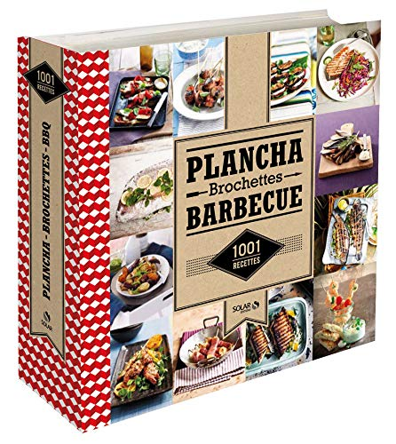Plancha, brochettes et barbecue: Collectif