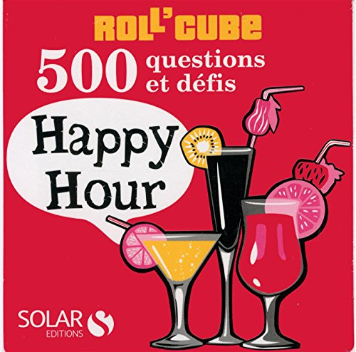 9782263064951: Roll Cube Happy Hour
