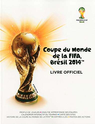 9782263066023: COUPE MONDE FIFA BRESIL 2014