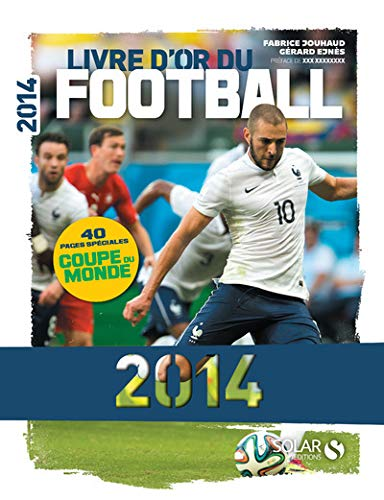 9782263066153: Livre d'or du football 2014