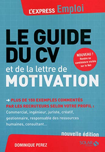 9782263066269: LE GUIDE DU CV ET DE LA LETTRE DE MOTIVATION
