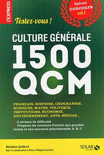 9782263066276: Culture générale