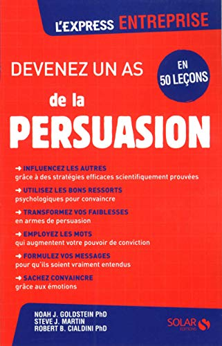 9782263067327: Devenez un as de la persuasion