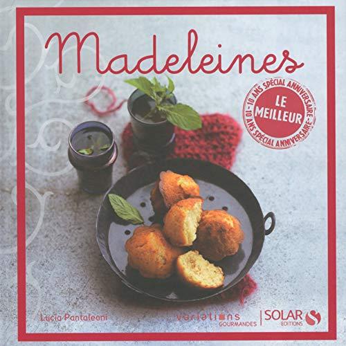 9782263069710: Madeleines - le meilleur des variations gourmandes