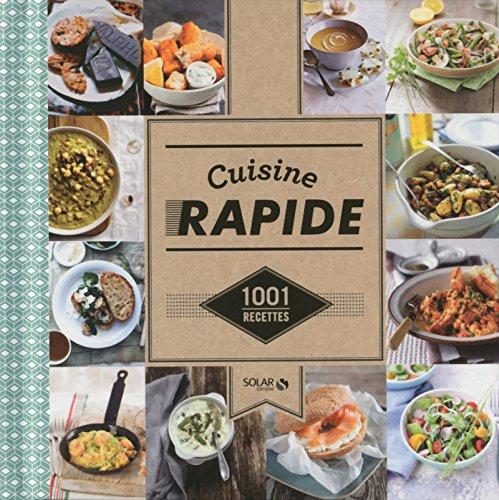 9782263070426: Cuisine rapide 1001 recettes