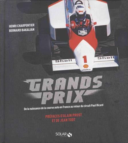 9782263155895: Grands Prix
