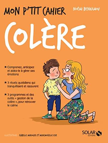 9782263158599: Mon p'tit cahier Colère