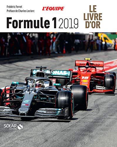 9782263161414: Livre d'or de la formule 1 2019