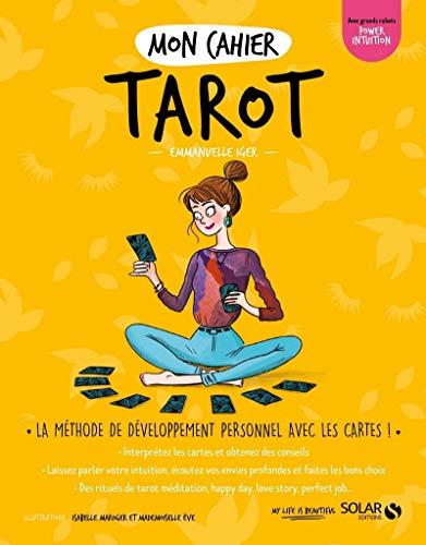 9782263173523: Mon cahier Tarot new