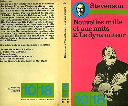 Les nouvelles mille et une nuits: Robert Louis Stevenson