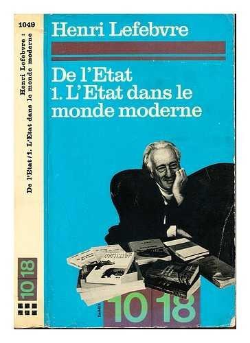 9782264000392: De l'état, Tome 1 : L'Etat dans le monde moderne, Tome 2 : Théorie marxiste de l'Etat de Hegel à Mao